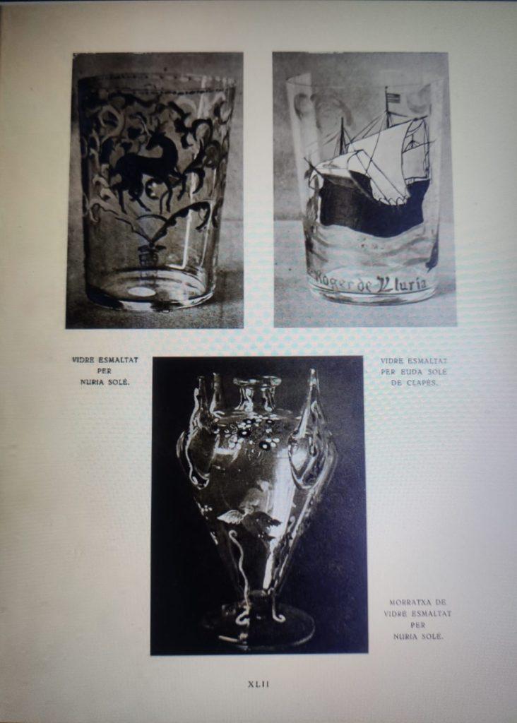 Euda i Núria Solé - Paris FAD 1924-25
