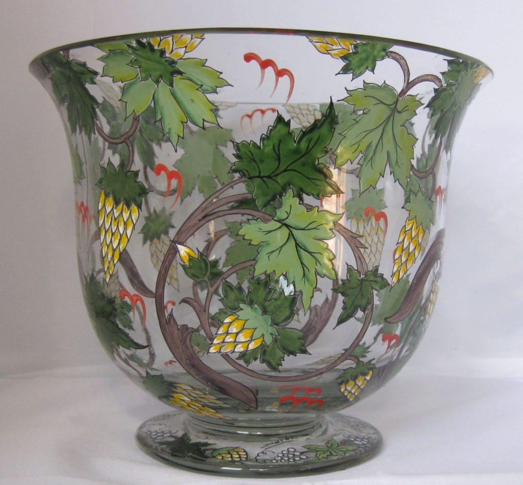 Dachs - Copa motius vegetals